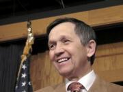 Dennis Kucinich sued Congressional cafeteria