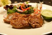 Mutton Or Lamb Cutlets A La Nelson