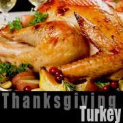 Order the thanksgiving turkey
