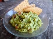 Garlic Flavored Guacamole