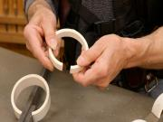 How to Make a Woodworking Spring Clamp out of PVC Drainpipe