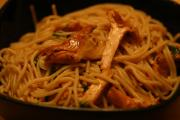 Chanterelle recipe ideas - chanterelle noodles