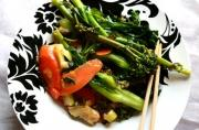 Ginger-Citrus Stir Fry