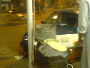 Outdoor dinner in food streets@ KARACHI. - Part - 1.