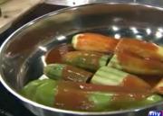 Iraqi Beef Stuffed Zucchini