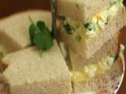 Egg Mayo Sandwich - Back to Basics