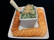 Lynn's Sesame Spinach Spread
