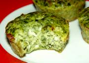Molded Spinach Cottage Cheese Salad