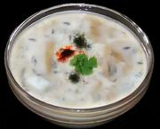 Potato Raita