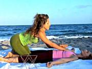Thai Yoga with Dashama