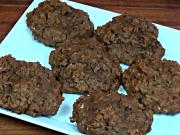 Monster Oatmeal Chocolate Chip Cookies