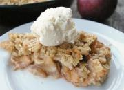 Apple Walnut Crisp