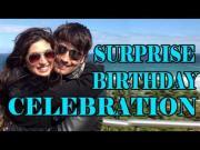 Vivian & Vahbbiz's ROMANTIC BIRTHDAY SURPRISE - EXCLUSIVE WATCH