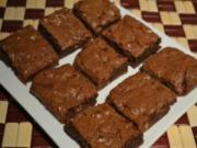 Chocolate Brownies - Dessert
