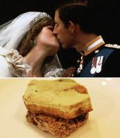 Princess Diana's wedding cake to go under hammer after 31 years.