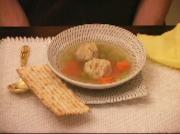 Pacman'S Matzo Ball Soup Recipe