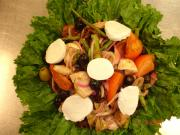 chef's salad from chef shekhar