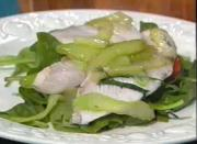John Dory with Arrowroot and Celery