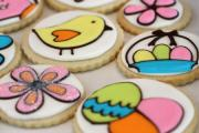 Children Easter Cookies
