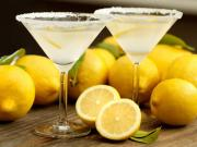 Lemon cocktails
