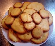 Cinnamon Cookie Slices