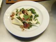 Apple, Fennel, Bresaola Salad