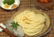 Homemade Teuchi Udon Noodles