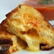 National Grilled Cheese Month