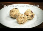 Tia Maria'S Peanut Butter Balls For Kids