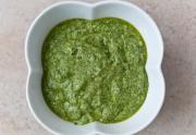 Basil Sunflower Seed Pesto