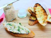 Shrimp Pate with Char-Grilled Bread