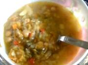 Arabic Vegetable Soup Recipe