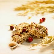 low fat granola bars are loaded with sugar