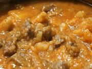 How to Make a Thick Beef Stew with Dumplings