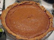 Old-Fashioned Molasses Pie