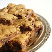Celebrate National Blonde Brownie Day today.