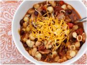 Spicy Venison Chili