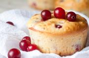Cranberry Muffins With Biscuit Mix