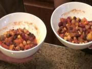 Bean, Baby Bean Chili! Jon and Julieanna in the Kitchen