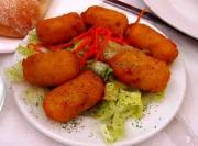 Green Bean Croquettes