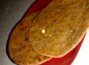 Stuffed Paratha - Indian