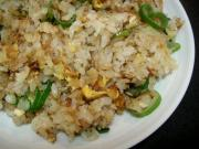 Chinese Fried Egg Rice