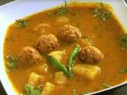 Laddu Curry