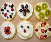 Sugar Cookie Pizzas for Kids