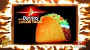 Taco Bell's New Doritos Taco Shell