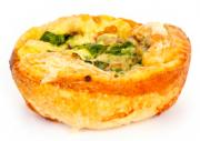 Whimsical Mini Quiche Lorraine the Kids Will Love