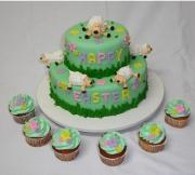 Easter cake pictures