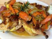 La Romanza Bistro Italiano's Roasted Chicken