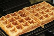 Corn Bread Waffles