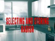 Selecting and Storing Radish